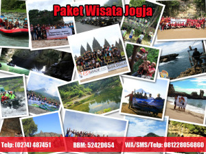 Info Paket Wisata Jogja 2015