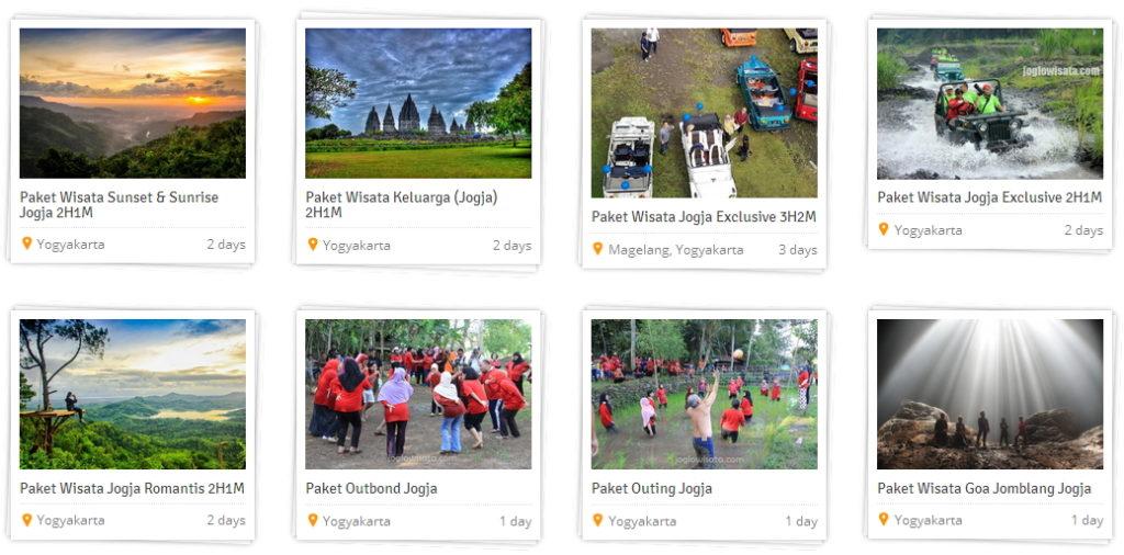 Paket Tour Jogja Dari Medan