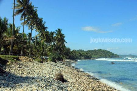 Pantai Pidakan Pacitan Jawa Timur