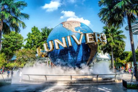 Universal Studios Singapore - paket liburan murah ke singapura dari yogyakarta