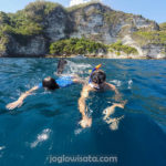 Snorkeling Nusa Penida Bali