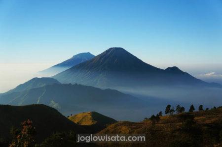 Dieng - Gunung Prau Sunrise 2