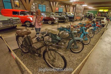 Museum Angkut Batu Jawa Timur