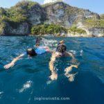 Snorkeling Nusa Penida, Bali