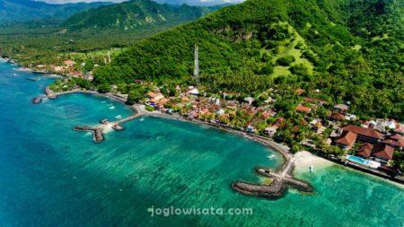 Pantai Candidasa, Bali
