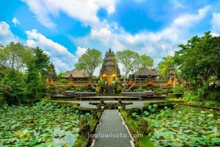 Pura Taman Saraswati, Bali