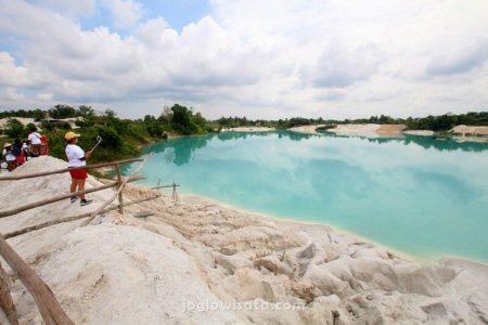 Danau Kaoling, Belitung