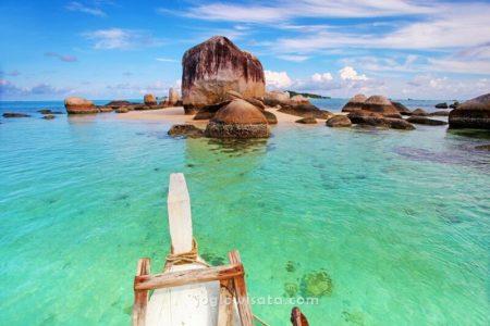 Pulau Batu Belajar, Belitung