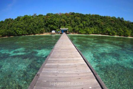 Pulau Kakaban, Derawan