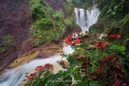 Air Terjun Kembang Soka, Kulon Progo Jogja