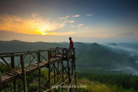 Bukit Panguk Kediwung, Bantul