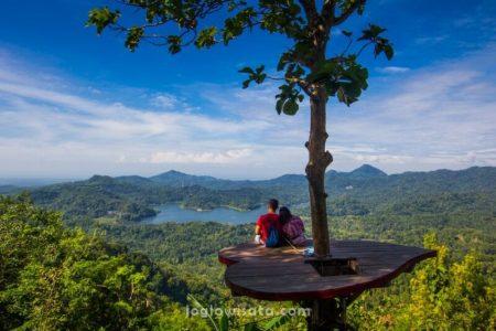 Desa Wisata Kalibiru, Kulon Progo, Jogja