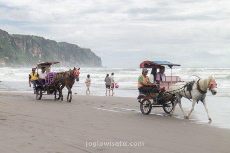 Pantai Parangtritis, Bantul, Jogja