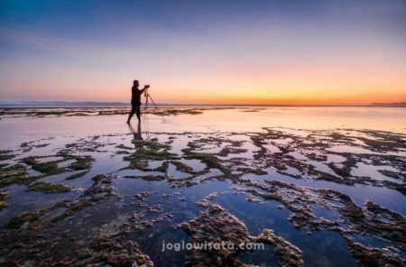 Pantai Siung Sunset, Gunung Kidul, Jogja