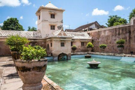 Istana Air Taman Sari, Yogyakarta
