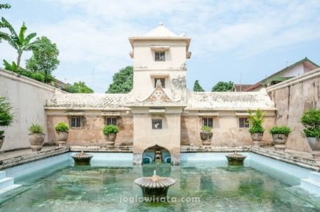 Istana Air Tamansari, Yogyakarta