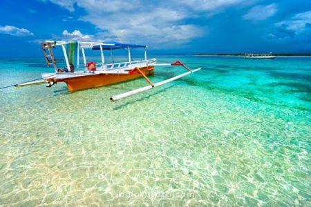 Gili Meno, Nusa Tenggara Barat