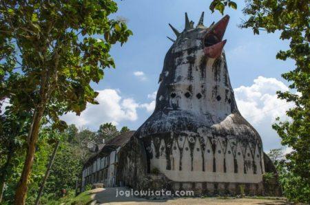 Gereja Ayam Malang