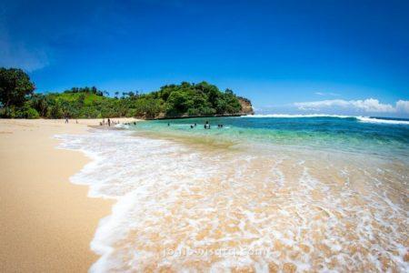 Pantai Ngudel Malang