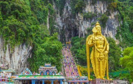 Batu Cave, Malaysia