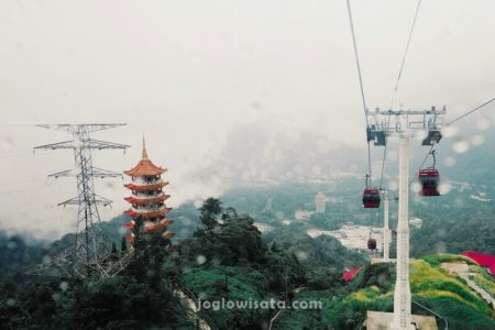 Genting Highland Cable Car, Malaysia