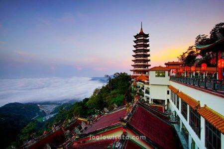 Pagoda Chin Swee Genting Highland, Malaysia
