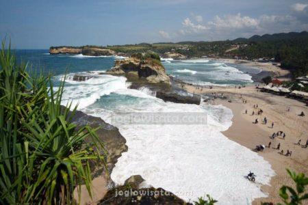 Pantai Klayar, Pacitan, Jawa Timur