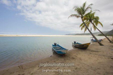 Pantai Soge, Pacitan, Jawa Timur
