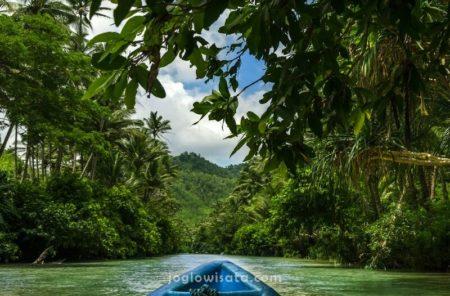 Sungai Maron, Pacitan, Jawa Timur