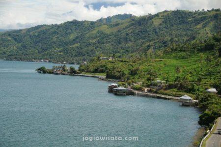 Danau Singkarak, Solok, Sumatra Barat