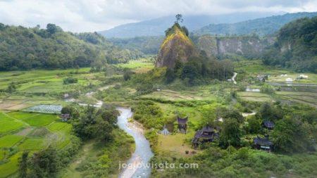 Ngarai Sianok, Sumatera Barat