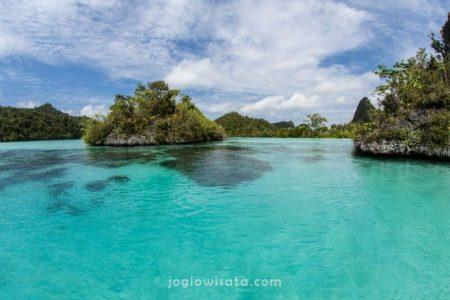 Laguna di Wayag, Raja Ampat