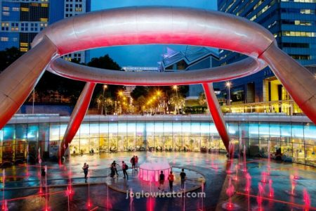 Fountain Wealth, Singapore