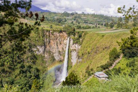 Air Terjun Sipisopiso, Sumatera Utara