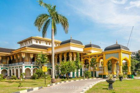 Keraton Sultan Maimun, Sumatera Utara