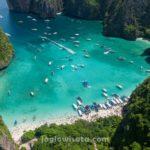 Maya Bay, Phi Phi, Thailand