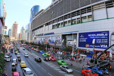 Mall Platinum Bangkok Thailand