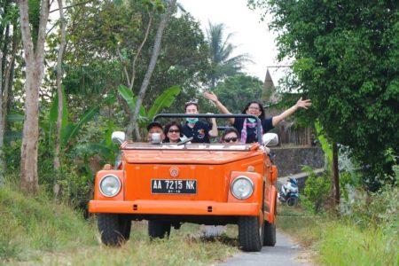 VW Tour Borobudur Magelang
