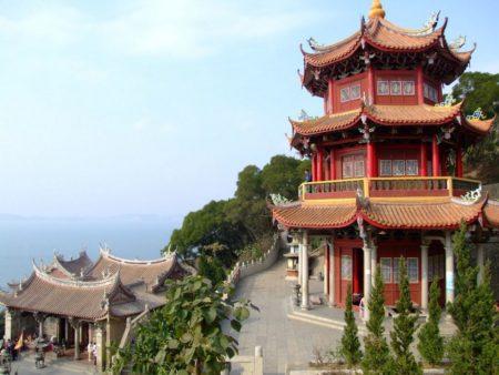 A Ma Temple Hongkong