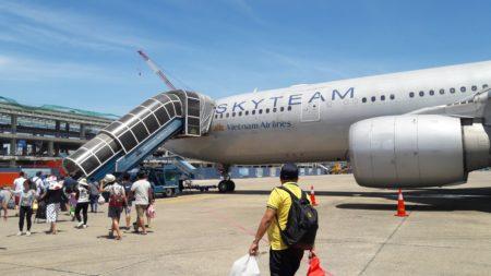 Da Nang Intl Airport Vietnam