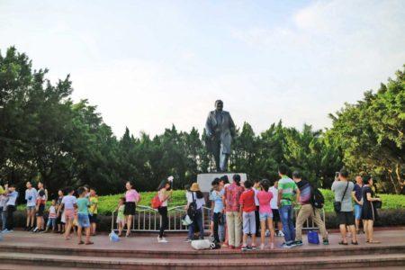 Deng Xiao Ping Statue Shenzen