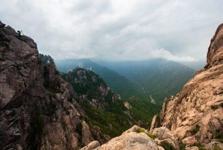 Gwongeumseong Fortress Hill Korea Selatan