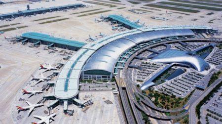Incheon Airport Korea Selatan