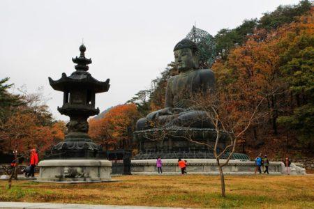Sinheungsa Temple Korea Selatan