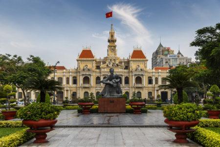 The People's Committee Hall Vietnam