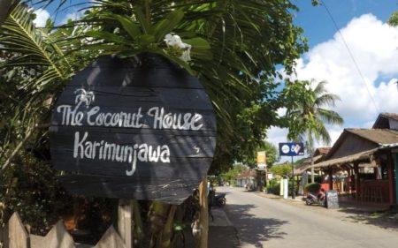coconut house karimunjawa