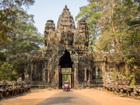 Angkor Thom Kamboja