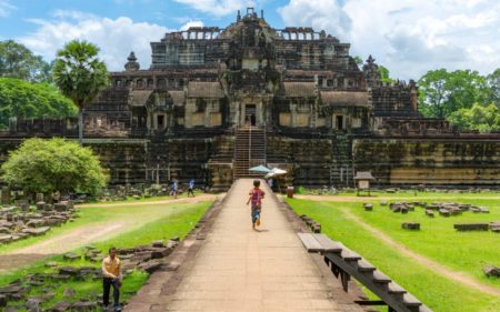 Baphuon Temple Kamboja
