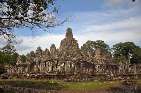 Bayon Temple Kamboja
