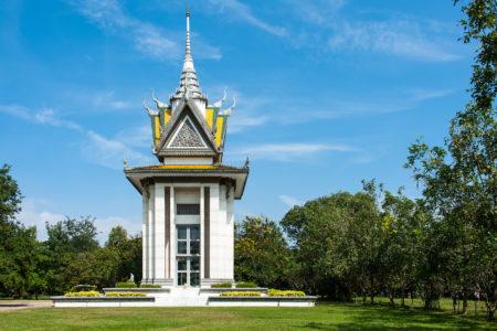 Choeung Ek Killing Fields Kamboja